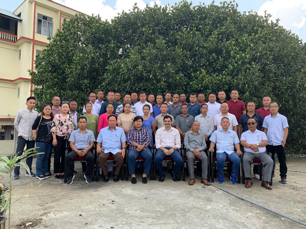 Training of Trainers on Drugs Abuse and Prevention (12-14.6.19)
